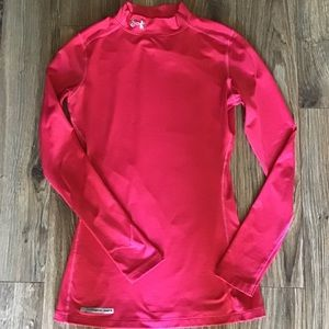 Under Armour Cold Gear Long Sleeve Athletic Top XS